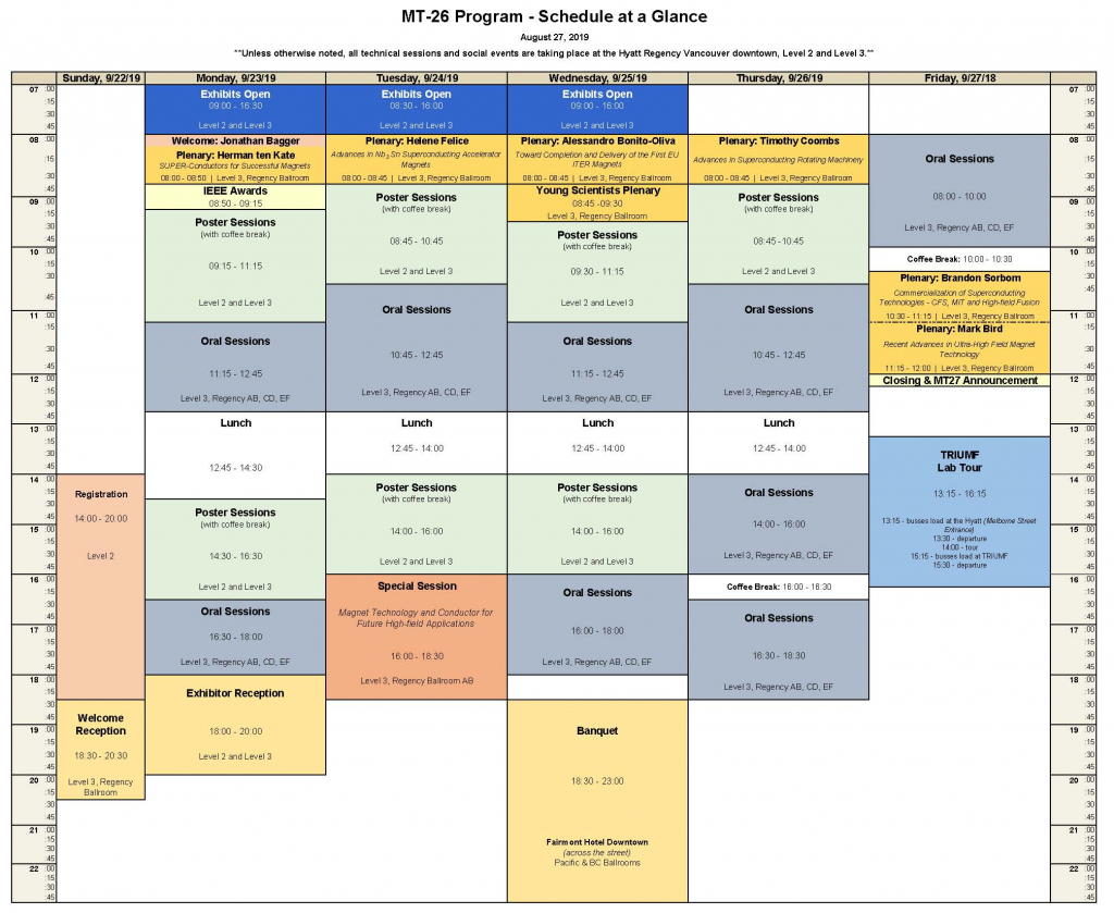 mt26 abstracts timetable and presentations 22 27 september school timetable template big bang theory