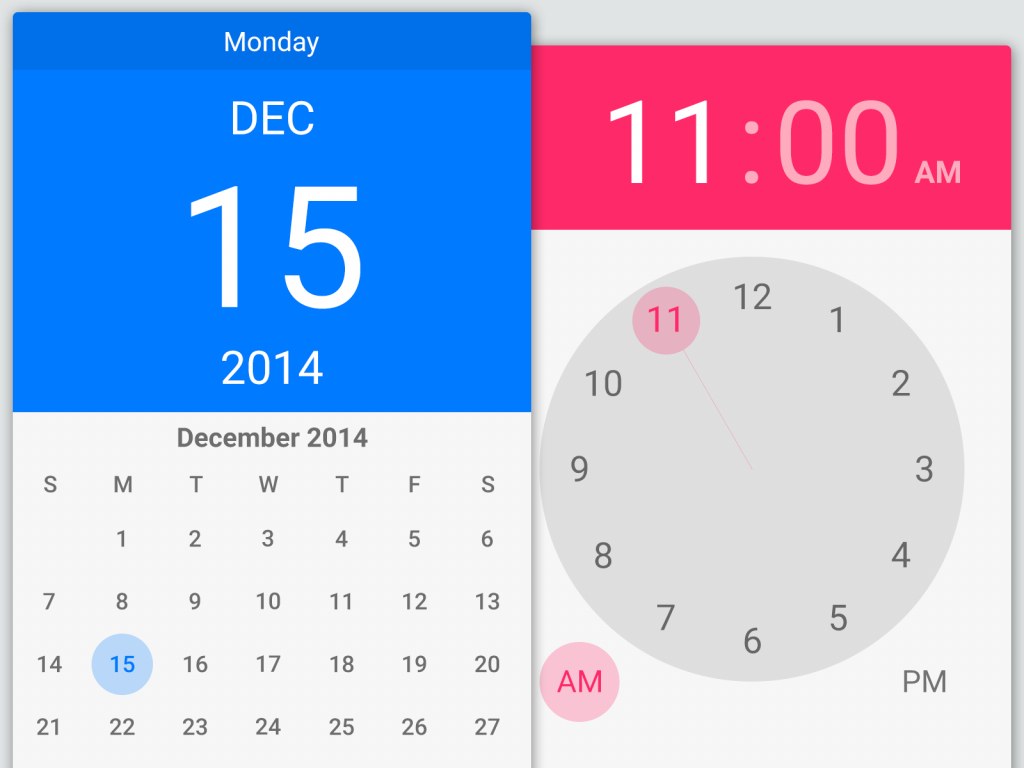 pdownload calendar and time android lollipop widget free time date calendar