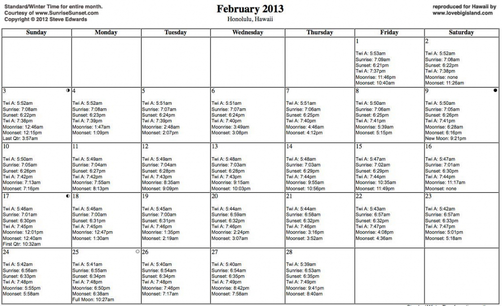 sunset calendar templates free printable sunrize and sunset calendar