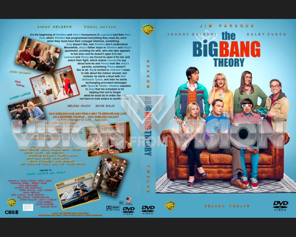 the big bang theory season 12 dvd school timetable template big bang theory
