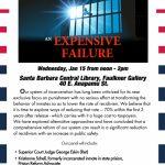 The High Cost Of American Incarceration An Expensive Santa Barbara County Superior Court Calendar