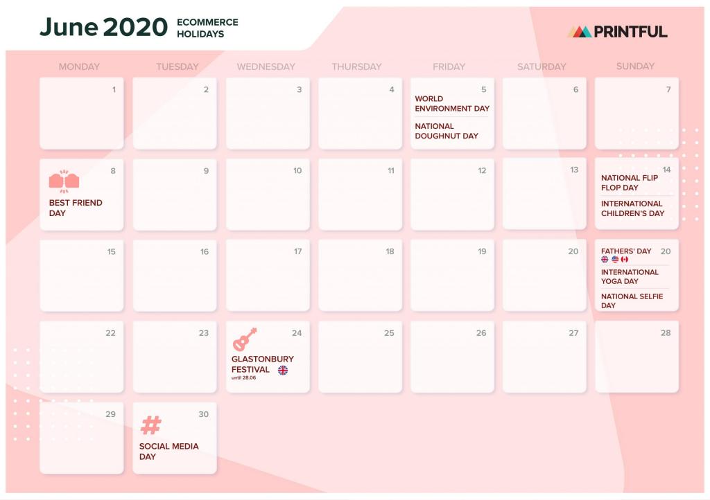 the ultimate 2020 ecommerce holiday marketing calendar trid le calendar 2020 2