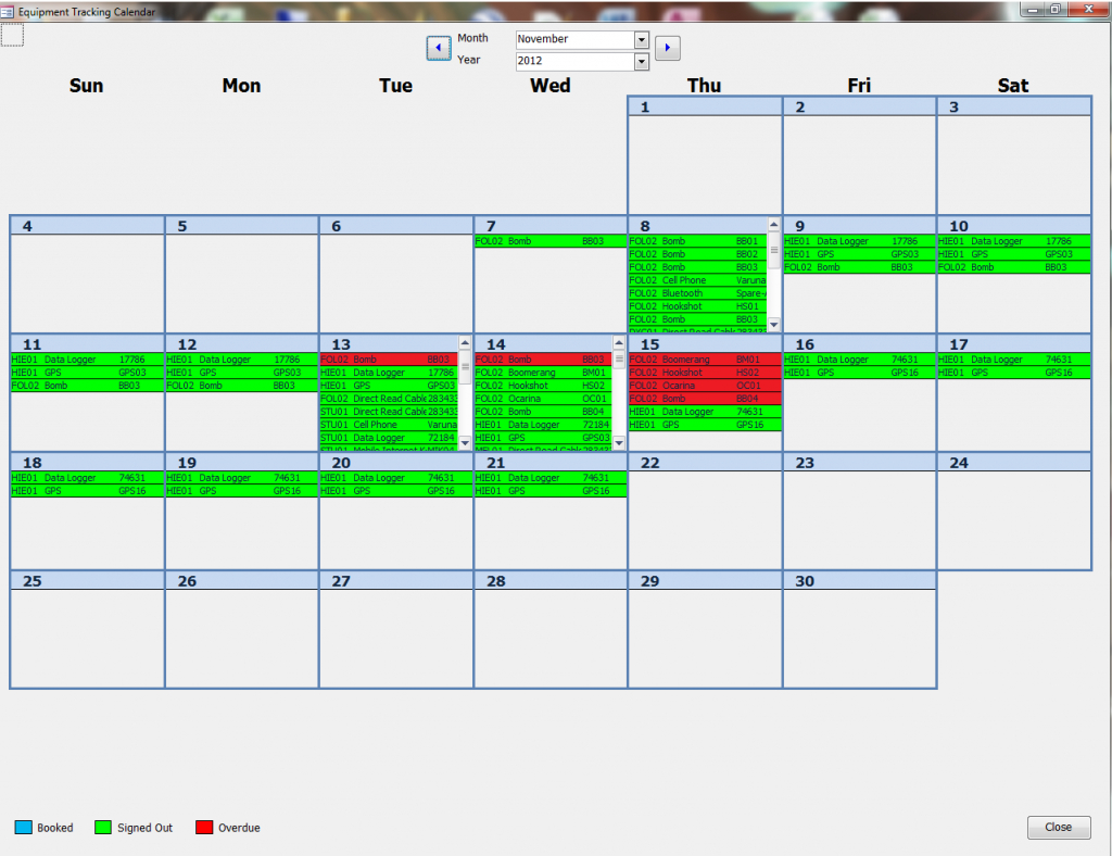 trying to make an efficient calendar in microsoft access ms access calendar template