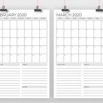 11×17 Calendar Template Zubasimolicommunications Running Calendar 2020 Remplate