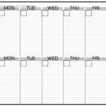 2 Week Blank Calendar Calendar Printable Free Free 2 Week 2 Week Calendar Template