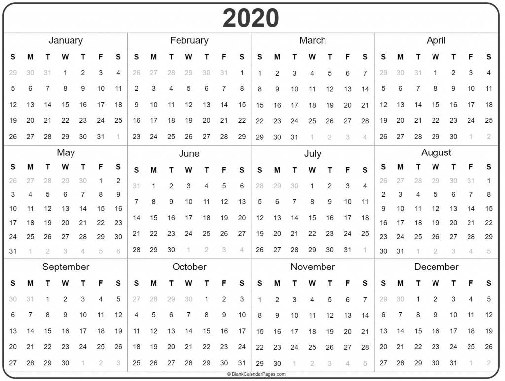 annual calendar 2020 template florialuckincsolutions microsoft online yearly calendar templates wallet size