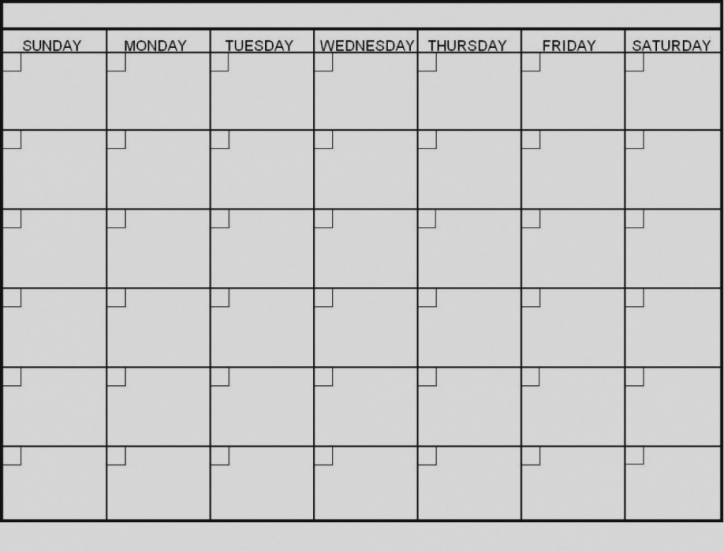 blank 6 week calendar barka 6 week printable blank schedule 1