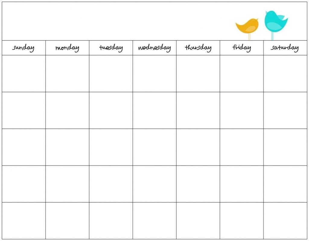 blank 7 day calendar template calendar inspiration design 7 day calendar templates