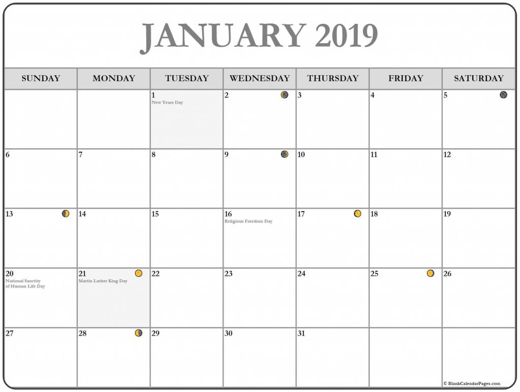 calendar 2019 january moon phase august calendar moon weekly printable calendar with moon phases