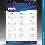 Calendar 2020 6x8 10 000 Year Calendar Website