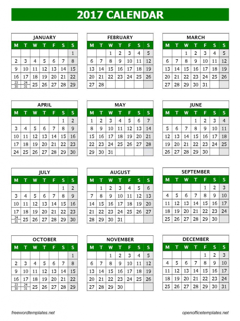 calendar template open office printable week calendar openoffice calendar templates 1