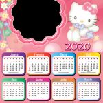 Calendario 2020 Hello Kitty Calendario 2019 Sanrio 2020 Downloadable Calendar