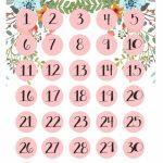 Countdown Calendar Printable Vacation Free Calendar Summer Vacation Countdown Calendar For Kids