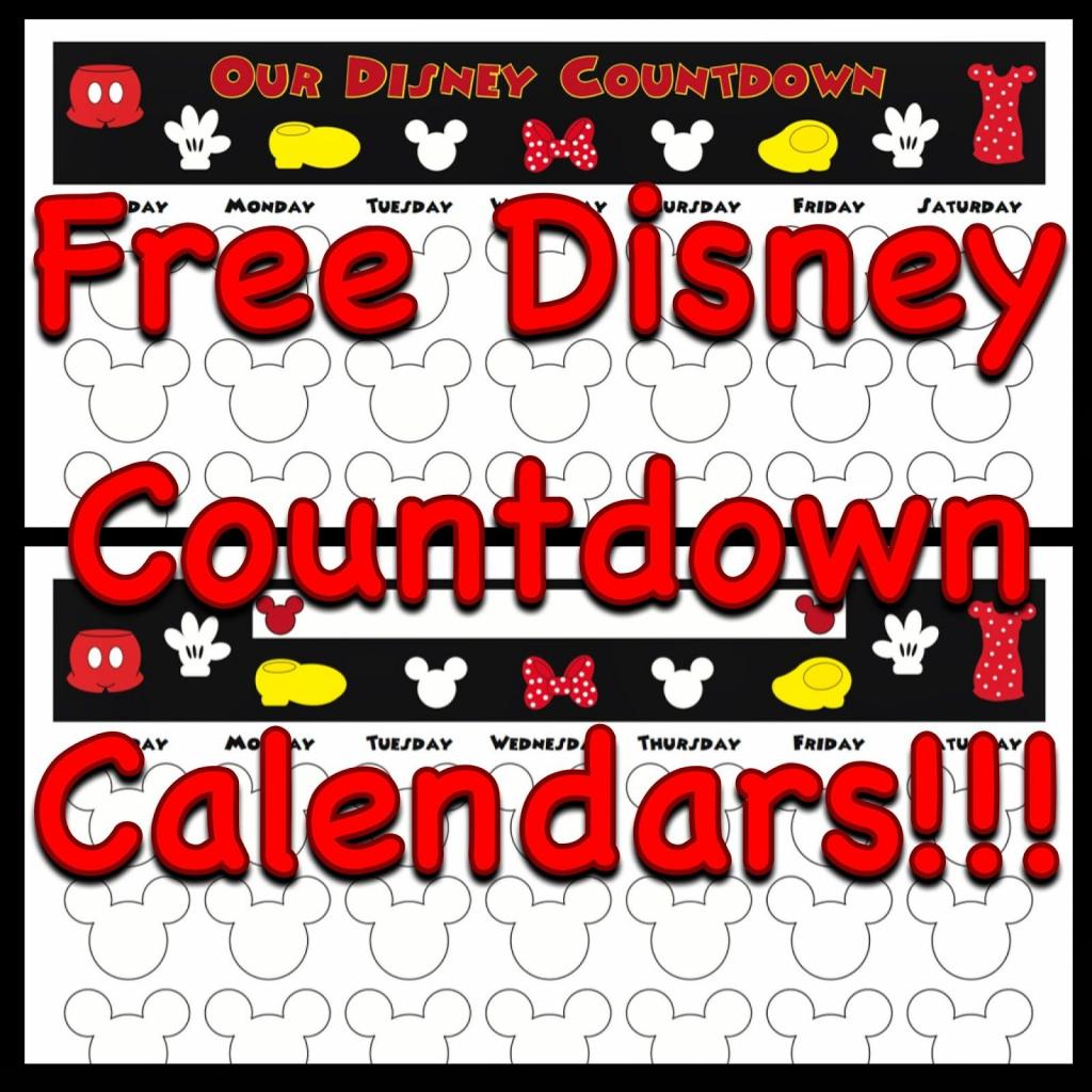 countdown calendars disney countdown calendar disney free disney vacation countdown calendar