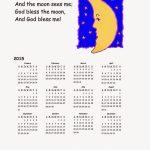 Dltks Custom Printable Holiday Calendars Parenting Times Dltk Custom Calendar 1