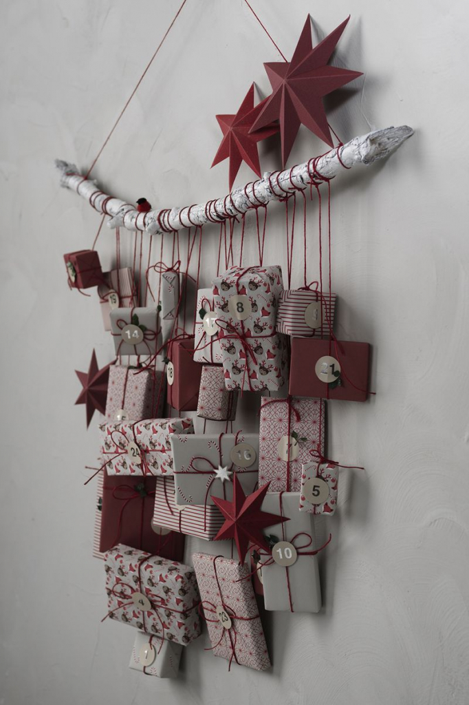 How To Make Your Own Advent Calendar This Christmas Wrap Make Your Own Advent Calendar 2020