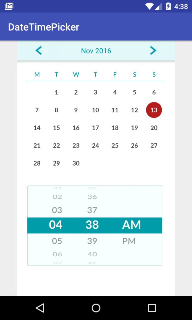 nhancv nc ad datetime picker download date time calendar