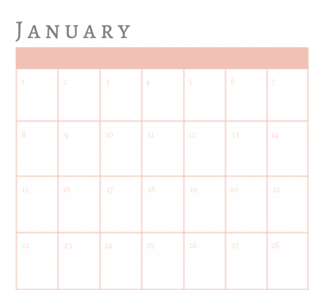 personal planners how to plan crafts create your own printable calendar online free
