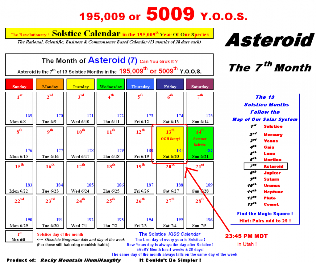 summer solstice 7 days and counting calendar counts 45 day out