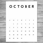 The Calendar Design For 3 Years Modular Typography 8 5 X11 Free Calendars