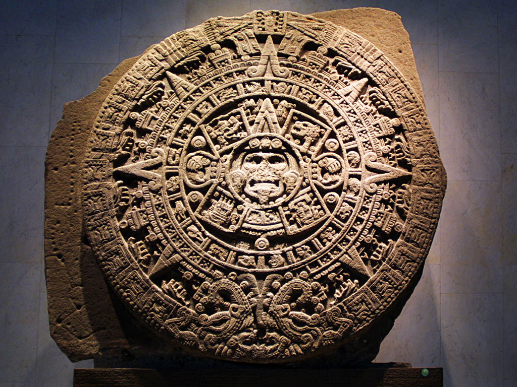 the mayan 2012 prophecy the orwellian end of the world the aztec calendar end of the world