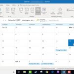 Using The Microsoft Outlook Calendar Outlook Calendar 2020 With Google Calendar