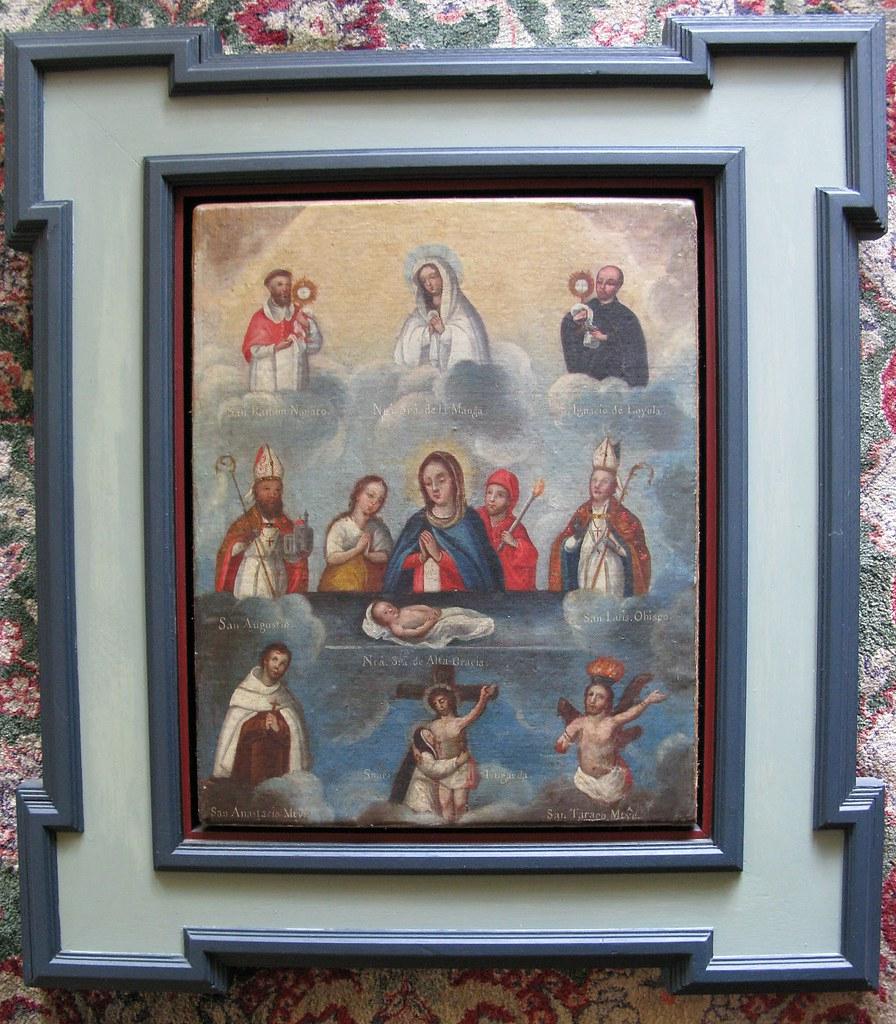 various saints img0876 a for comparison revised on 2008 san luis obispo catholic feast day