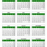 2017 Calendar Template Open Office Templates Calendar Template For Openoffice