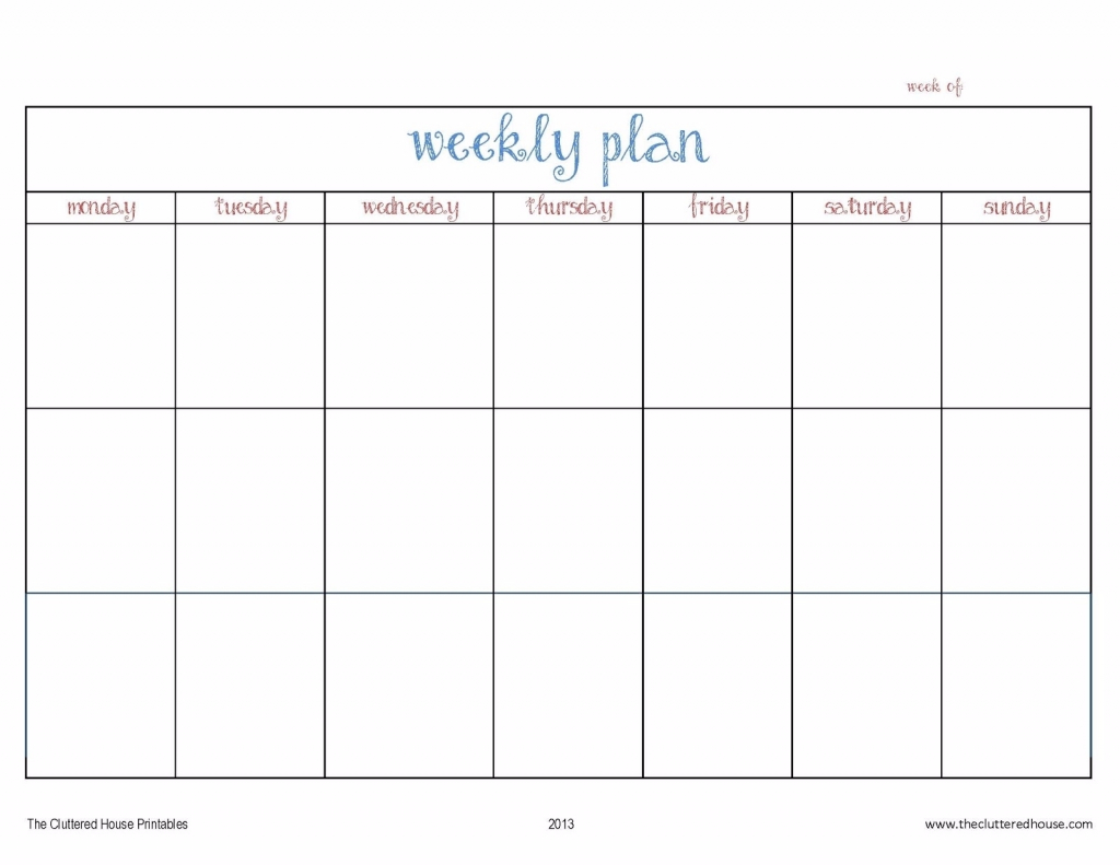 7 day weekly planner template printable template calendar 7 day calendar template printable