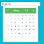 Angular 9 Calendar Tutorial With Ngx Bootstrap Datepicker Calendar Controls For Access 2020