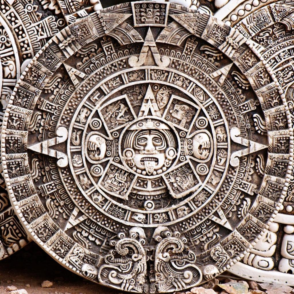 aztec calendar the aztec calendar was an adaptation of the pictorials of mayan calendars