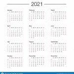 Calendar 2021 Year Template Day Planner In This Minimalist 2 Weeks Calander Schedule Background
