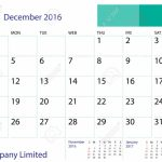 Desktop Calendar December 2016 Template Paper Size 204 Mm X 159 Mm Downloadable Calendars Printable On 11 X 17 Paper