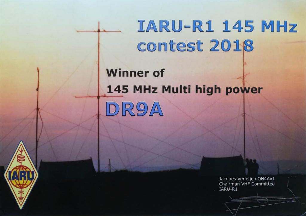 dr9a jn48eq home september ham radio contests