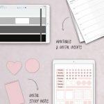 Free Download Free Planner Printables Free Digital 5 Year Dated Planner Printable