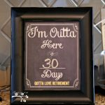 Im Outta Herecountdown To Retirementfree Printable Printable Countdown To Retirement Calendar