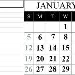 Monthly 2020 Printable Calendar Template Monthly Calendar Waterproof Paper August 2020