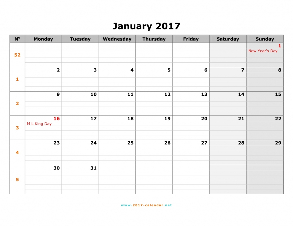 monthly calendar starting with monday domaregroup printable calendar starting with monday