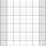 Monthly Calendar With Lines Calendar With Lines Printable