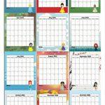 Preview Of The Free Printable Disney Princess Calendar May Printable Calendar Disney