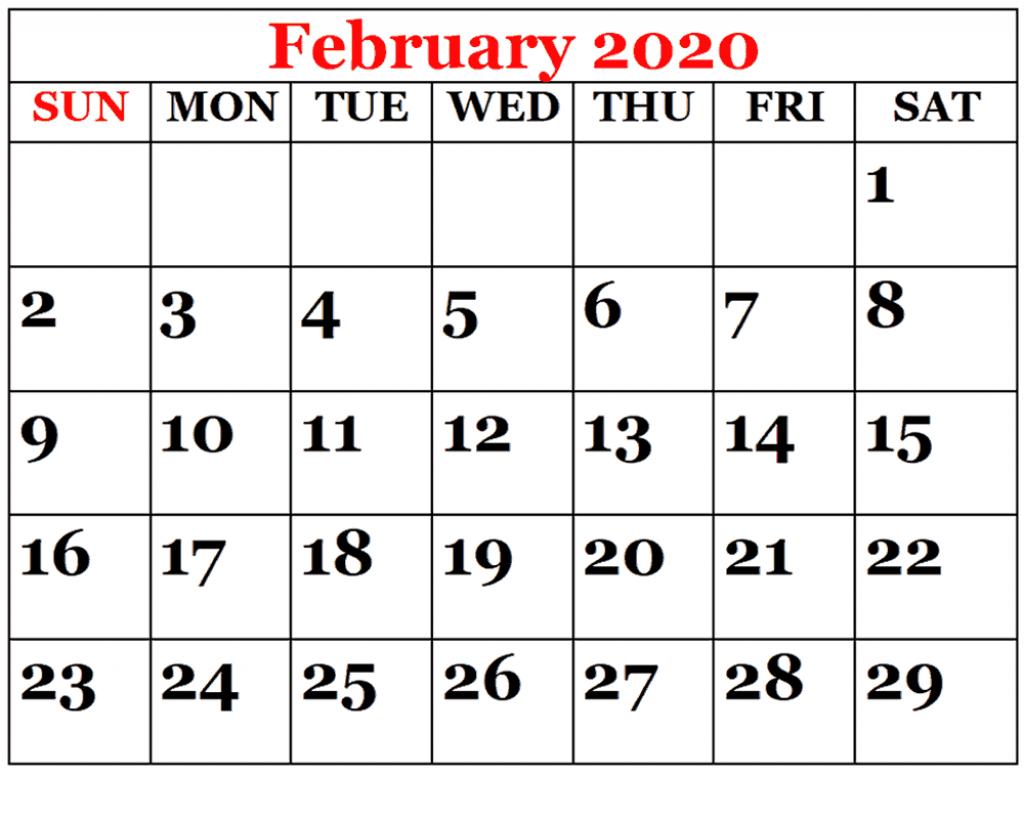 printable february calendar for 2020 waterproof paper 12 waterproof paper august 2020 1