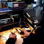 Radio Amateur Short Wave Hf Contest At Dekkershoek The Netherlands Amateur Radio Contest