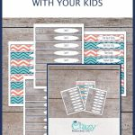 The Printable Perpetual Countdown Calendar Vacation Kids Countdown Calendar Printable