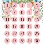 Vacation Countdown Calendars Vacation Countdown Countdown Kids Countdown Calendar Printable