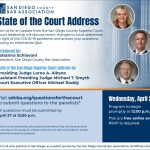 Webinar San Diego Superior Court State Of The Court San Diego Superior Court Calendar Search