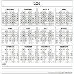 11×17 Printable Calendar 2020 Monthly Printable Calender August 2020 Printable Calendar 11×17