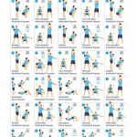 30 Day Kettlebell Squat Challenge Download And Start Today The 30 Day Squat Challenge Follow Along Calendar