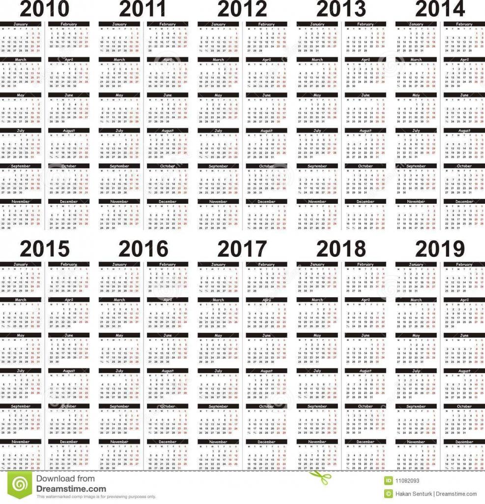 5 year calendar 5 year calendar calendar photo calendar 5 year calender
