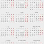 Calendar Views Year View Digical Help Center 5 Year To View Calander