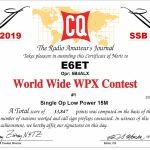 Contest 5b4alx H2x October 2020 Amateur Radio Contests